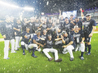 Yankees reach 100 wins, clinch first AL East title since 2012