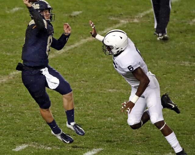 For better of for worse, it's the end of an era Saturday for PSU, Pitt