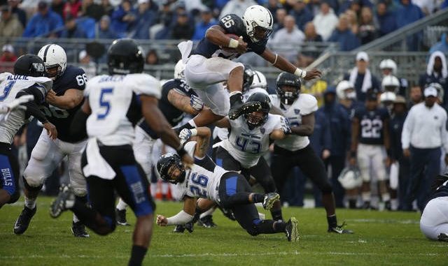 Four years later: Major strides for Penn State and Buffalo