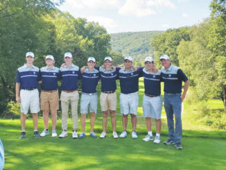 Wyoming Seminary, Dallas capture WVC golf team championships