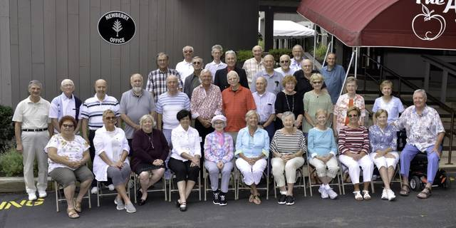 Newport Township High School Class of 1959 celebrates 60th anniversary reunion