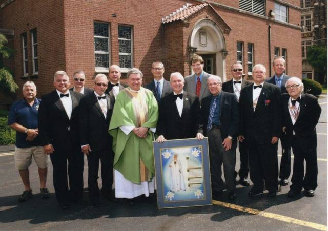 Knights of Columbus Councils of Wyoming Valley host Rosary Rally