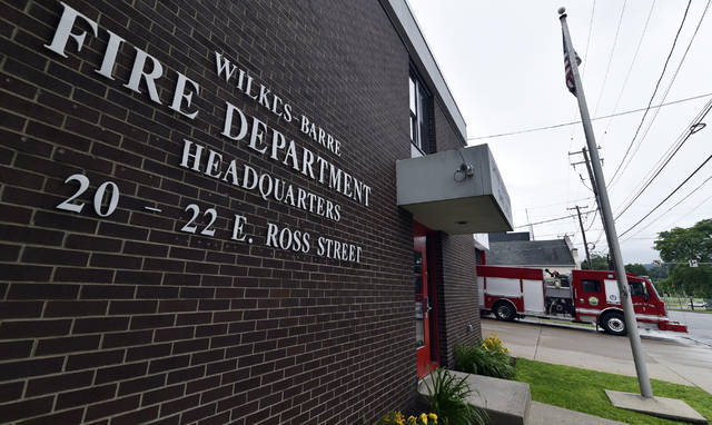 Binding arbitration resulted in a give-and-take award for Wilkes-Barre and the union representing its firefighters.