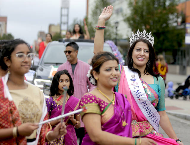 Wilkes-Barre's Multicultural Festival reflects growing city