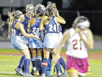 Wesneski scores lone goal as Wyoming Sem edges Valley West in field hockey