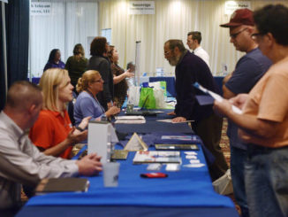Job seekers on the hunt at Times Leader Career Fair