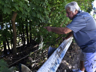 Illegal dumping recurring problem in Wilkes-Barre neighborhood, cleanup taking time