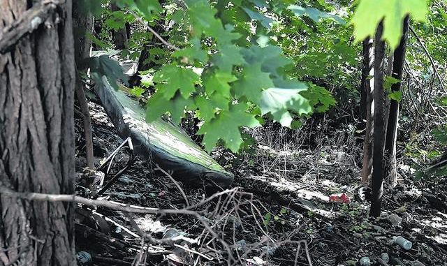 Our View: Concerted solutions needed for illegal dumping | Times ...