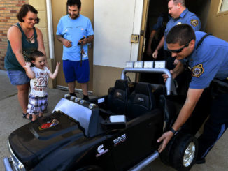 Exeter Police recover stolen truck for young fire survivor