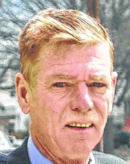 Wilkes-Barre city council chairman Mike Belusko
