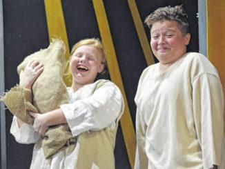 KISS Theatre presents 'Children of Eden Jr.'