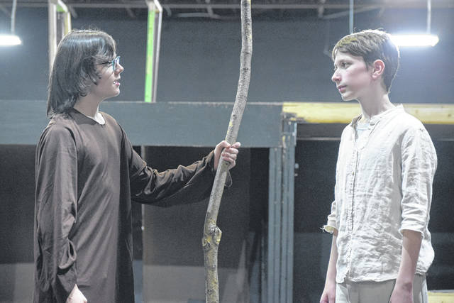 huge discount d731b f2bd6 KISS Theatre presents 'Children of Eden Jr.' | Times Leader