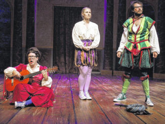 School students attend BTE's 'Complete Works of William Shakespeare'