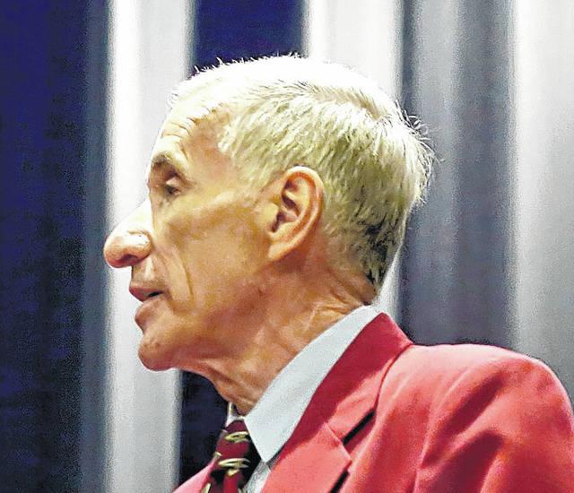 DeRemer Mark Guydish | Times Leader
