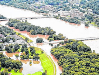 New Luzerne County flood maps could mean higher insurance for some