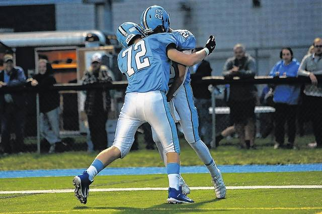 WVC football: 'Laser-focused' Mountaineers top Patriots, move to 4-0