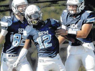 Prep Football: Wyoming Seminary's comeback bid falls short vs. Blair Academy