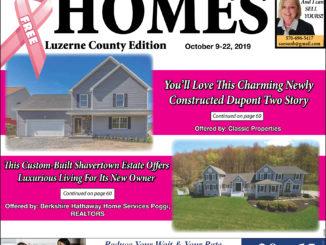 Homes: Oct. 9, 2019