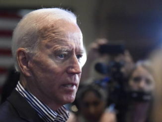 Biden claims he will beat Trump 'like a drum' during Exeter fundraiser