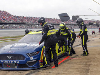 Rain gives an additional day to strategize at Talladega