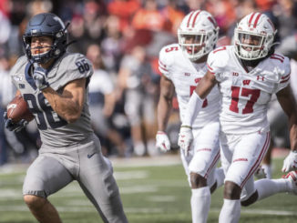 Ohio State jumps Clemson to 3rd; Wisconsin falls