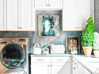 Ask a designer: Drab and boring? Not these laundry rooms