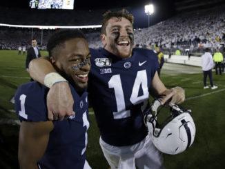 Michigan native Hamler powers unbeaten Penn State past Wolverines