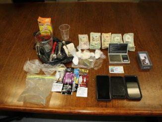 WB Twp. police arrested alleged drug trafficker