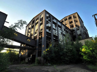 Former Huber Breaker site sold