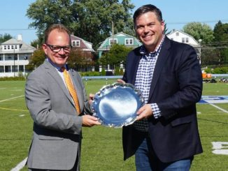 Michael Messersmith named Outstanding Young Alumnus at Wyoming Seminary