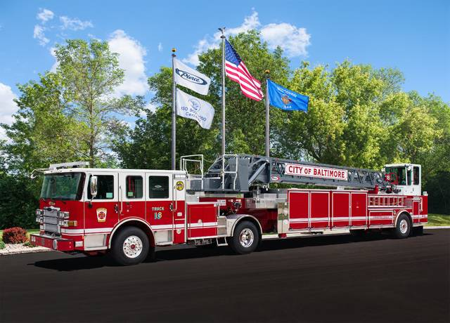 New aerial ladder truck for Wilkes-Barre Fire Department in the works