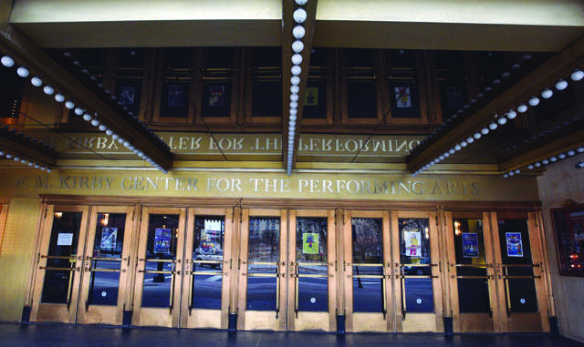 Kirby Center Nominated For Prestigious Award Announces