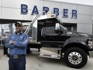 Barber Ford finds success in growing commercial truck line