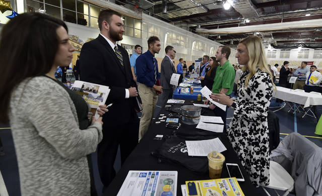 From beer to borders: Wilkes hosts career and internship fair