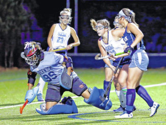 Wesneski's scores 6 goals, Sem swarms Berwick in field hockey playoff opener