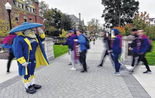 Wilkes University holds walk as part of Alcohol Awareness week