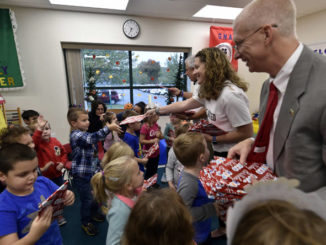 Cupcakes, chocolate milk and an alligator: Imagination library turns 5