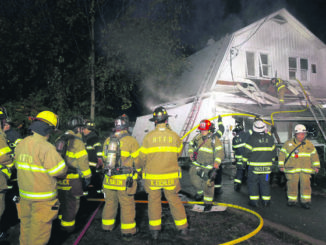 Explosion, fire damage Nanticoke home