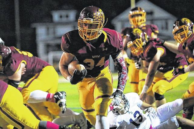 WVC football: Wyoming Valley West holds off Abington Heights to end skid