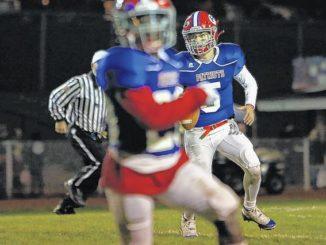 WVC football: Backup quarterback drives Pittston Area to last-minute victory