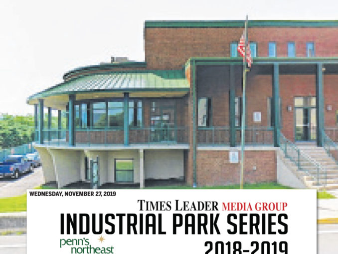 Industrial Park Series: November 2019