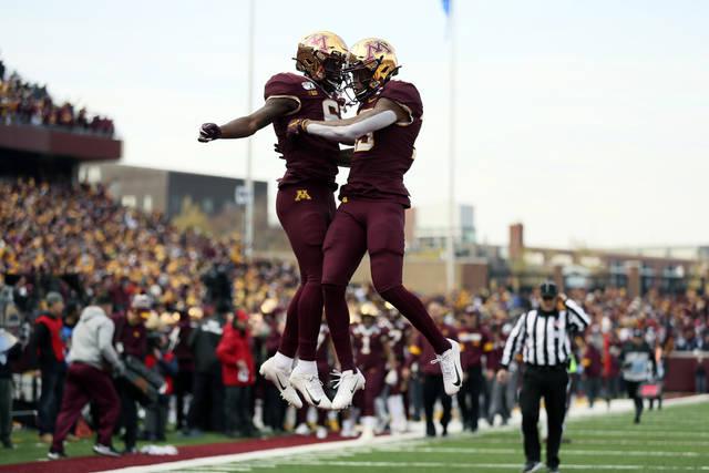 AP Top 25: LSU landslide No. 1; Minnesota jumps into top 10