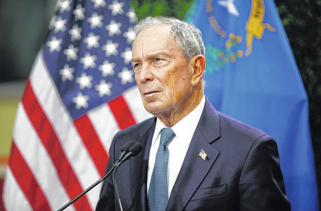Michael Bloomberg launches Democratic presidential bid