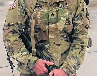 A veteran's views: Pittston Township native Suchecki reflects on his service