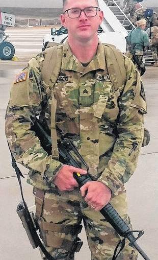A veteran's views: Pittston Township native Suchecki reflects on his service