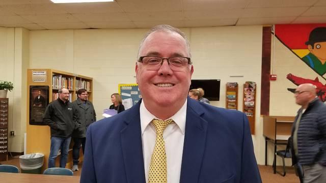 Joseph Long named superintendent at Northwest Area