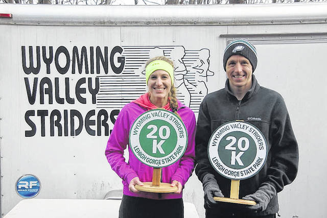 Course records fall at Wyoming Valley Striders 6th Annual 20K Run