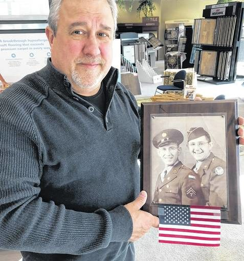 Reflecting on a family legacy of service