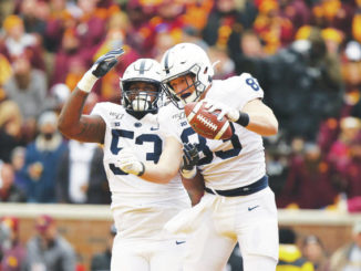 Franklin, No. 9 Nittany Lions look to rebound from first loss with a different approach