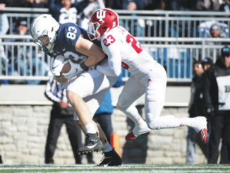 Ground game, tight ends in the spotlight for Nittany Lions against Buckeyes